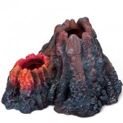 Вулканы, камни, гроты, замки, кувшины