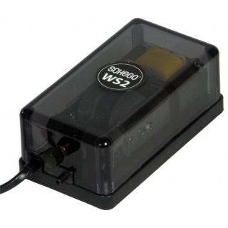 Schego WS2, компрессор воздушный для аквариума