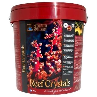 Морская соль для аквариума Reef Crystals 25 кг