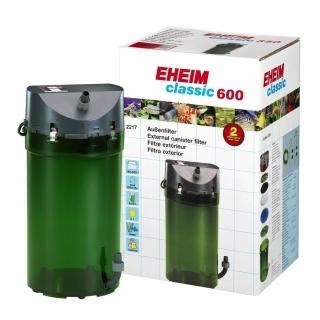 Внешний фильтр EHEIM classic 600 (2217 020)