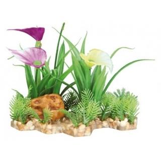 Аквариумное растение Trixie, 13 см