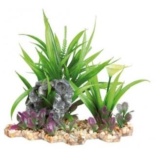 Аквариумное растение Trixie, 18 см