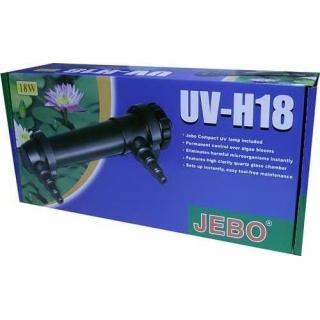 УФ-стерилизатор Jebo UV-H18 (18 Вт)