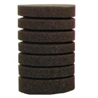 Губка для фильтра цилиндрическая 100x160 мм