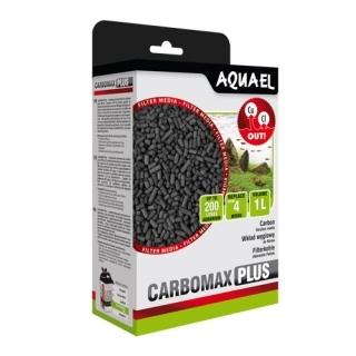 Aquael CarboMAX Plus - активированный уголь, 1 литр