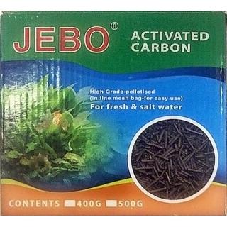 Активированный уголь Jebo, 400 гр