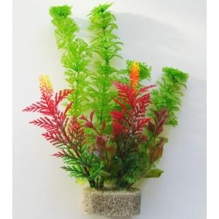 Аквариумное растение Trixie, пластик, 20 см.