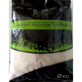 Aquael substrate, Кварцевый песок 2 кг, 0,1-0,3 мм