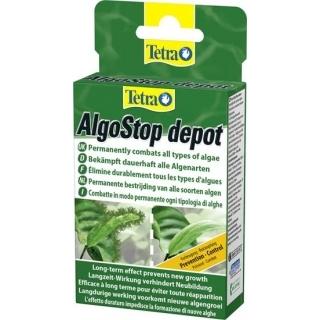 Tetra AlgoStop depot 12 таблеток длительного действия для уничтожения водорослей