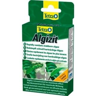 Tetra Algizit 10 таблеток для борьбы с водорослями при сильном их развитии.