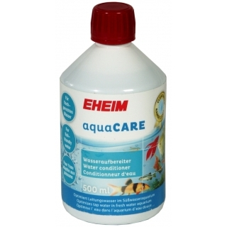 EHEIM aqua CARE Water Conditioner - кондиционер для воды, 500 мл.
