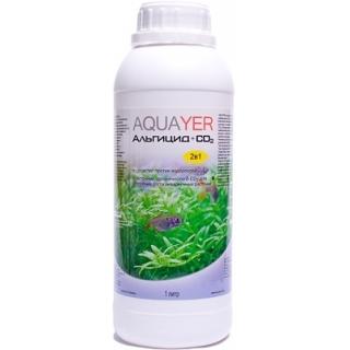 AQUAYER, Альгицид+СО2, 1 литр