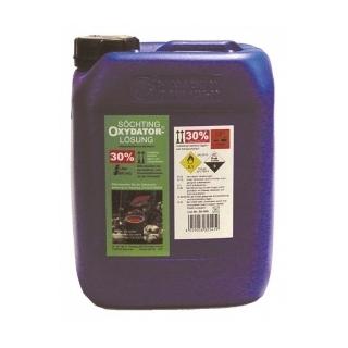 Sochting hydrogen peroxide 30%, раствор перекиси водорода для Oxydator, 5 литр