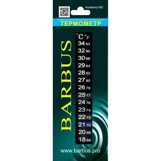 Термометр-наклейка Barbus LY-302