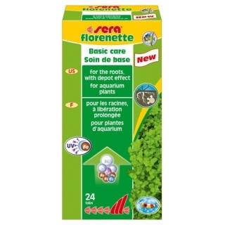 Sera Florenette 24 таблетки, удобрение для растений