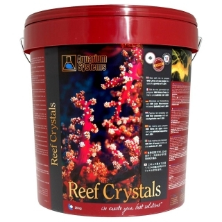 Морская соль для аквариума Reef Crystals 15 кг