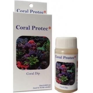 Coral Protec. Лечебная ванна для кораллов, 20 мл.
