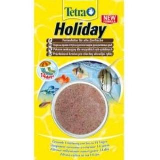 Tetra Holiday - корм на время отпуска (до 14 дней), 30 гр
