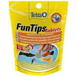 Tetra FunTips Tablets 20 таб
