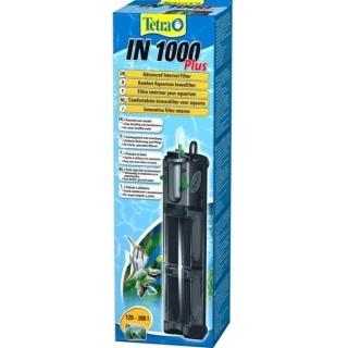Tetra IN 1000 plus - Внутренний фильтр для очистки воды в аквариуме