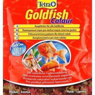Tetra Goldfish Colour 12 гр