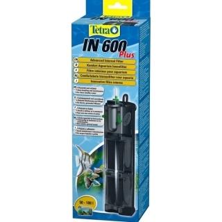 Tetra IN 600 plus - Внутренний фильтр для очистки воды в аквариуме