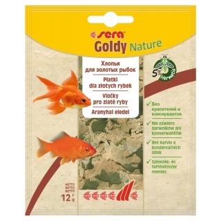 Sera Goldy Nature, 12 гр