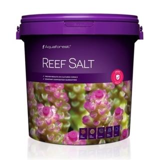 Морская соль для аквариума Aquaforest Reef Salt 1 кг, на развес.