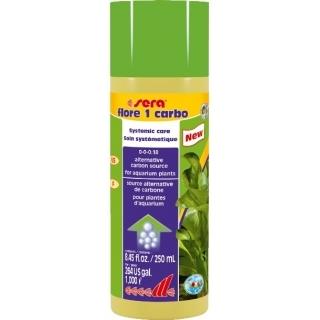 Sera flore 1 carbo 250 мл, Удобрение для растений