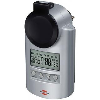 Brennenstuhl DT IP44 V2 Таймер электронный влагозащищенный