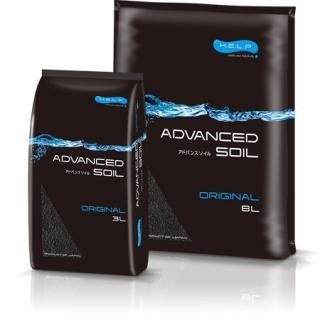 Aquael ADVANCED SOIL ORIGINAL - грунт для аквариума, 3 литров