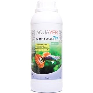AQUAYER АнтиТоксин Vita 1 литр