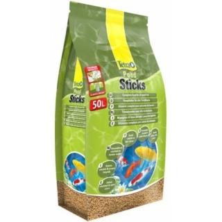 Tetra Pond Sticks 40 литров - корм для прудовых рыб