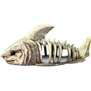 Грот DekSi Скелет рыбы №999