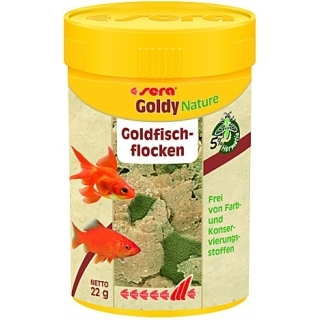 Sera Goldy Nature 100 мл
