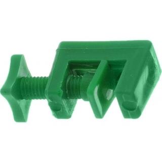Пластиковый зажим для трубки ф-4мм