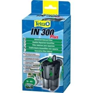 Tetra IN 300 plus - Внутренний фильтр для очистки воды в аквариуме