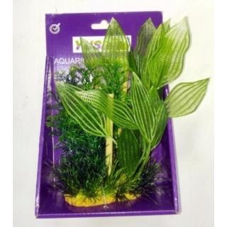 Искусственное растение с бамбуком 20 см