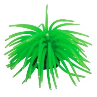 Силиконовый коралл зеленый