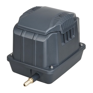 Boyu SES-60, компрессор мемебранный