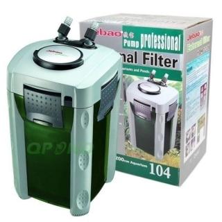 JEBAO 104 Plus, внешний аквариумный фильтр