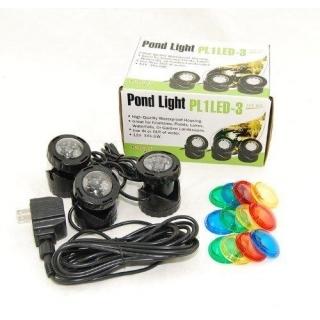 Подсветка для фонтана и пруда PL1LED-3