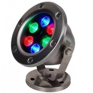 Светильник для фонтана и пруда HQ-SB06 DMX светодиодный