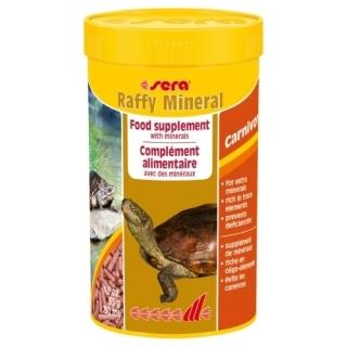Sera Raffy Mineral 250 мл, корм для черепах и рептилий