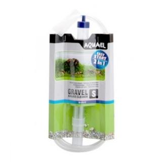 Сифон для очистки грунта Aquael Gravel Cleaner S (26см)