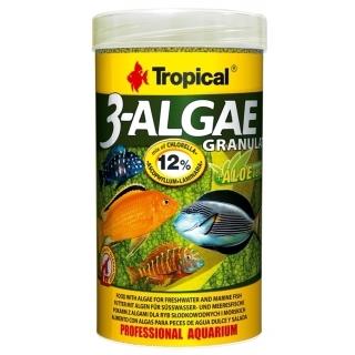 Tropical 3-Algae Granulat 100 мл