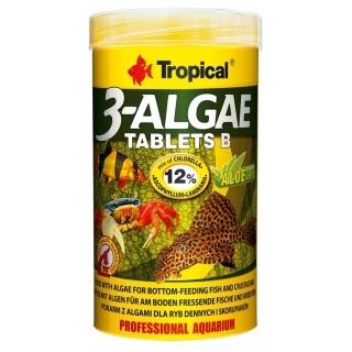 Tropical 3-Algae Tablets B 50 мл