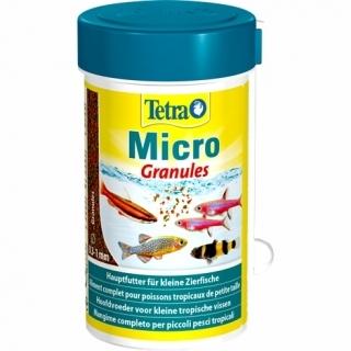 Tetra Micro Granules 100 мл