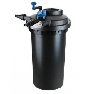 SunSun CPF-15000, Прудовый напорный фильтр с УФ-лампой 18 Вт, с обратной промывкой