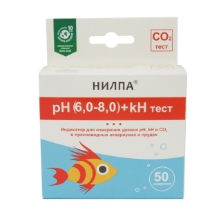 Нилпа pH + KH тест